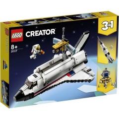 LEGO® CREATOR Avventura spaceshuttle