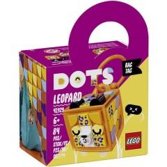 LEGO® DOTS Portachiavi portachiavi Leopard