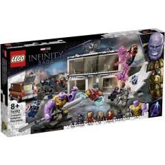 LEGO® MARVEL SUPER HEROES Vendicatori: Finale game - ultimo duello