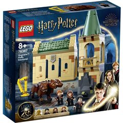 LEGO® HARRY POTTER™ ™ di Hoggwars: Incontro con Fluffy
