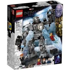 LEGO® MARVEL SUPER HEROES Iron Man e il caos di Iron Monger