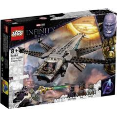 LEGO® MARVEL SUPER HEROES Black Panther libelle