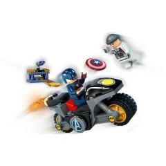 LEGO® MARVEL SUPER HEROES Duello tra Captain America e Hydra