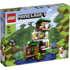 LEGO® MINECRAFT La moderna casa degli alberi