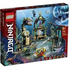 LEGO® NINJAGO Tempio delloceano infinito