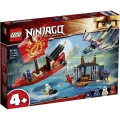 LEGO® NINJAGO Volo con il regolatore di volo ninja