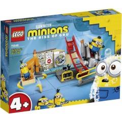 LEGO® Minions Minions in laboratorio Grus