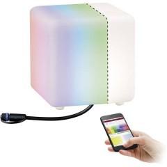 P+S Lichtob Cube Sistema dilluminazione Plug&Shine LED (monocolore) 2.8 W Bianco caldo Bianco