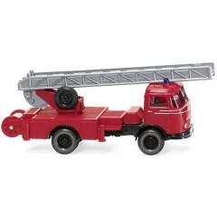 H0 Mercedes Benz Scala rotante per vigili del fuoco