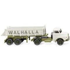 H0 MAN Paranco a sella per ribaltabile posteriore Walhalla Kalk