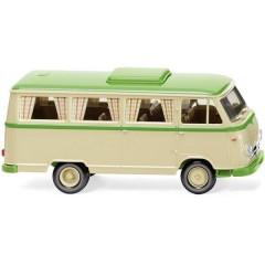 H0 Borgward Bus da campeggio B611
