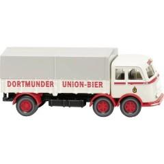 H0 Mercedes Benz Camion Pritschen LP 333 Dortmund Union