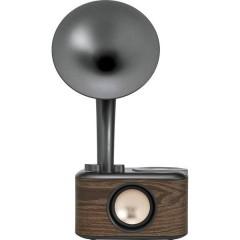 Euphonic 450 (WR-45 Black) Radio da tavolo FM AUX, Bluetooth ricaricabile Nero