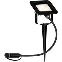 Sistema dilluminazione Plug&Shine 6.8 W Bianco caldo Nero