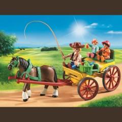 ® Country Pferdekutsche