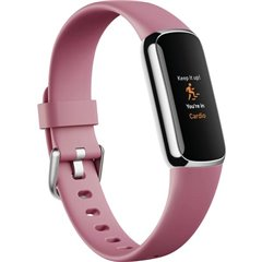 FitBit Luxe Fitness Tracker Rosa