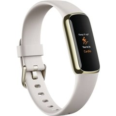 FitBit Luxe Fitness Tracker Bianco