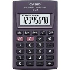 Casio Calcolatrice tascabile Antracite Display (cifre): 8 a batteria (L x A x P) 56 x 9 x 87 mm