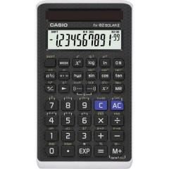 Casio Calcolatrice per la scuola Nero Display (cifre): 12 a energia solare (L x A x P) 71 x 10 x 134 mm