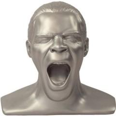 Oehlbach Scream Unlimited Plus Supporto poggia cuffie Adatto per:Cuffie On Ear, Cuffie Over Ear Argento