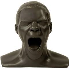 Oehlbach Scream Unlimited Plus Supporto poggia cuffie Adatto per:Cuffie On Ear, Cuffie Over Ear Antracite