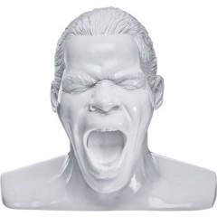 Oehlbach Scream Unlimited Supporto poggia cuffie Adatto per:Cuffie On Ear, Cuffie Over Ear Bianco