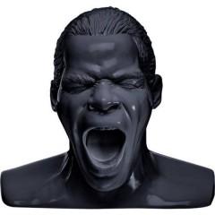 Oehlbach Scream Unlimited Supporto poggia cuffie Adatto per:Cuffie On Ear, Cuffie Over Ear Nero
