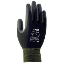 Uvex uvex unilite / unipur Poliammide, Schiuma di nitrile Guanto per meccanica e assemblaggio Taglia: 6 EN 388 1