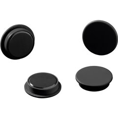 Durable Magnete (Ø) 21 mm tondo Nero 1 KIT