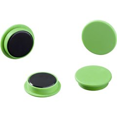 Durable Magnete (Ø) 32 mm tondo Verde 1 KIT