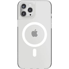 Urban Armor Gear Crystal MagSafe Backcover per cellulare Apple Trasparente