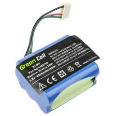 Green Cell Batteria per aspirapolvere 7.2 V 2500 mAh iRobot