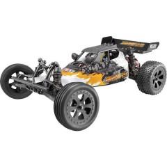 Reely Buzz 2.0 Brushed 1:10 Automodello per principianti Elettrica Rally 100% RtR 2,4 GHz incl. Batteria e cavo di