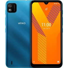 WIKO Y62 Smartphone LTE dual SIM 16 GB 6.1 pollici (15.5 cm) Dual-SIM Android™ 11 Azzurro