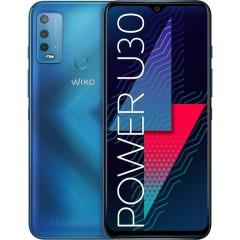WIKO Power U30 Smartphone LTE dual SIM 6.82 pollici (17.3 cm) Blu mezzanotte