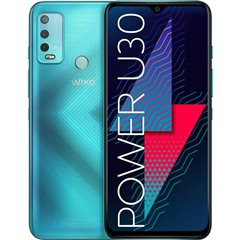 WIKO Power U30 Smartphone LTE dual SIM 6.82 pollici (17.3 cm) Menta