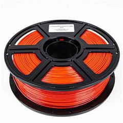Maertz Budget PETG RT 1,75 mm 1 KG Filamento per stampante 3D PETG 1.75 mm 1000 g Rosso 1000 g