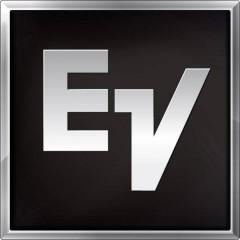 Electro Voice EVOLVE50-KW Kit altoparlanti PA attivi controllabile da App, Bluetooth