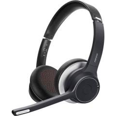 Mipow HC5 Cuffie Bluetooth Senza filo, Stereo Cuffia On Ear Nero