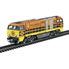 TRIX H0 Locomotiva diesel H0 G 2000 RRF 1102 dellATC Angels Cargo