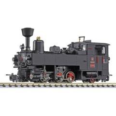 Liliput Locomotiva a vapore H0e tipo U, n. 2 della ferrovia Zillertal