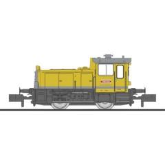 Liliput Locomotiva di manovra N 332 062-9 di DB AG costruzione ferroviaria