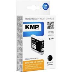 KMP Cartuccia dinchiostro Compatibile sostituisce Brother LC1000BK Modulo singolo Nero B75B
