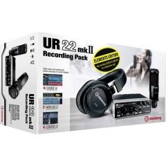 Steinberg Interfaccia audio UR22 MKII Recording Pack Elements Edition