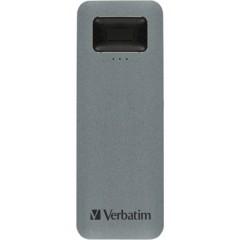 Verbatim Executive Fingerprint Secure 512 GB SSD esterno USB 3.2 Gen 1 (USB 3.0) Grigio