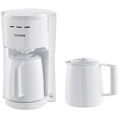 Macchina per il caffè Bianco Capacità tazze=8 Isolato, funzione macchina caffè