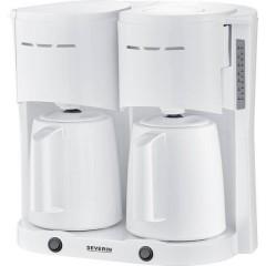 5830 Macchina per il caffè Bianco Capacità tazze=8 Isolato