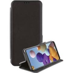 Casual Custodia a libro Booklet Samsung Galaxy A21s Nero