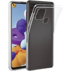 Super Slim Backcover per cellulare Samsung Galaxy A21s Trasparente
