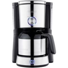 KA 4845 TYPE SWITCH Macchina per il caffè acciaio inox, Nero Capacità tazze=8 Isolato